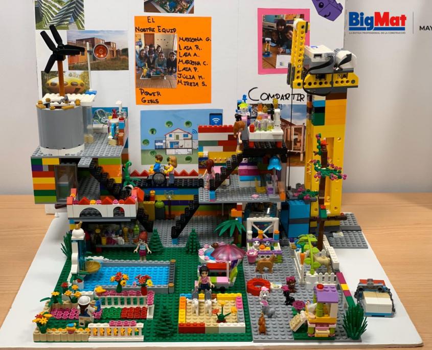 First Lego League Junior a Bigmat Mayor